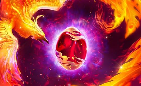 เกมสล็อต Phoenix Rises