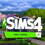 เกม THE SIMS 4 : Tiny Living Stuff Pack